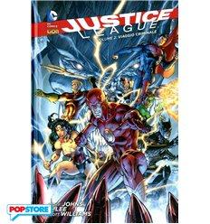 Justice League New 52 Tp 002
