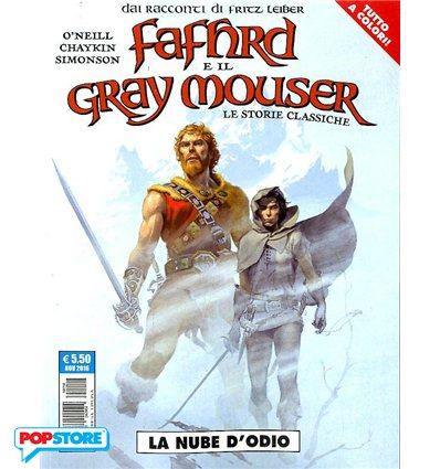 Fafhrd E Il Gray Mouser 000 - La Nube D'Odio