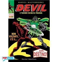 Devil Marvel Masterworks 004