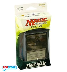 Magic The Gathering - Battaglia Per Zendikar Intro Pack