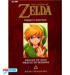 The Legend of Zelda - Oracle Of Ages - Oracle Of Seasons Perfect Edition