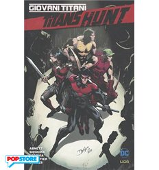 Giovani Titani - Titans Hunt 002