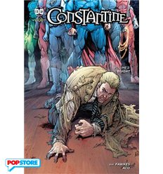 Constantine New 52 Limited Hc 002