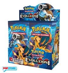 Pokemon XY Evoluzioni - Busta Singola