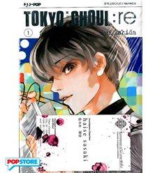 Tokyo Ghoul:RE 001 Variant Laminata Con Gadget