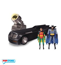DC Direct - Batman Animated Series Batmobile Deluxe