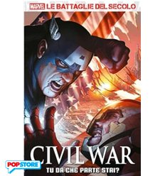 Marvel - Le Battaglie Del Secolo 001 - Civil War 01