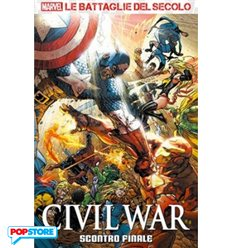 Marvel - Le Battaglie Del Secolo 002 - Civil War 02