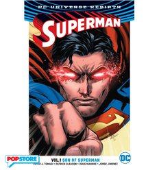 Dc Universe Rebirth - Superman 001