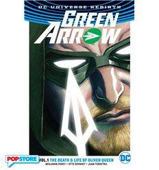 Dc Universe Rebirth - Green Arrow 001