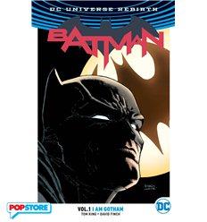 Dc Universe Rebirth - Batman 001