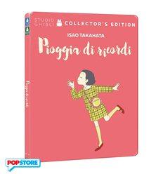 Pioggia Di Ricordi (Limited Edition: Steelbook, Blu Ray + Dvd)