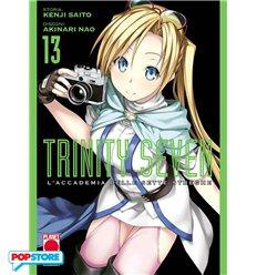 Trinity Seven 013