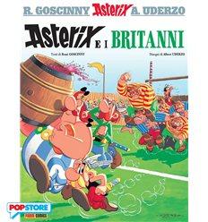 Asterix Edizione Economica 008 - Asterix E I Britanni
