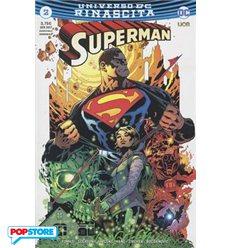 Superman Rinascita 002