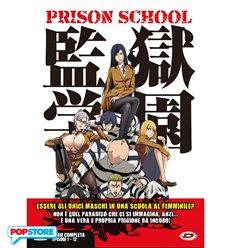 Prison School  - La Serie Completa Dvd