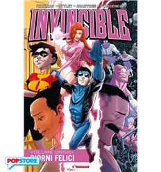 Invincible Tp 011 - Giorni Felici