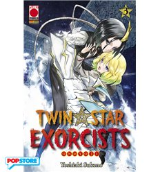 Twin Star Exorcists 003