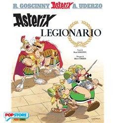 Asterix Edizione Economica 009 - Asterix Legionario
