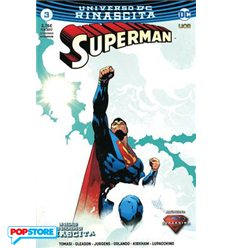 Superman Rinascita 003