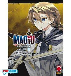 Maoyu Il Re Dei Demoni E L'Eroe 013
