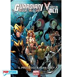 Guardiani della Galassia e X-Men - Il Processo a Jean Grey