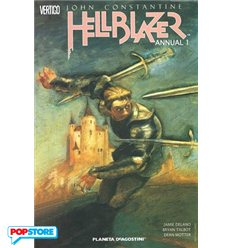 Hellblazer Annual 1