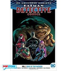 Dc Universe Rebirth - Batman Detective Comics 001