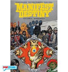 Manifest Destiny Tp 004 - Sasquatch