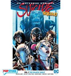 Dc Universe Rebirth - Suicide Squad 001