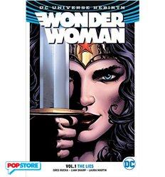 Dc Universe Rebirth - Wonder Woman 001