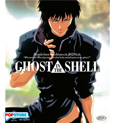 Ghost In The Shell Blu Ray