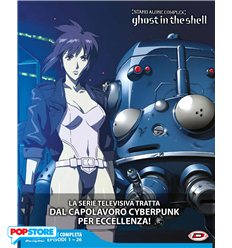 Ghost In The Shell - Stand Alone Complex Serie Completa
