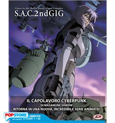 Ghost In The Shell - Stand Alone Complex 2nd Gig Serie Completa
