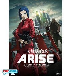 Ghost In The Shell - Arise - Parte 01