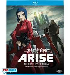 Ghost In The Shell - Arise - Parte 01 Blu Ray