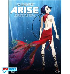 Ghost In The Shell - Arise - Parte 02 Dvd