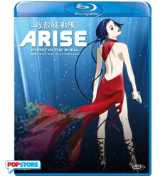 Ghost In The Shell - Arise - Parte 02 Blu Ray