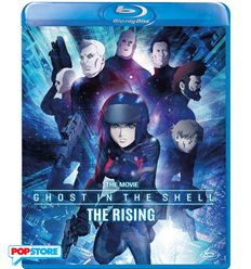 Ghost In The Shell - The Rising Blu Ray