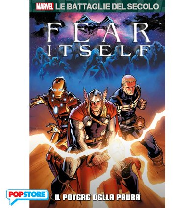 Marvel - Le Battaglie Del Secolo 008 - Fear Itself 01