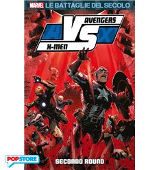 Marvel - Le Battaglie Del Secolo 011 - Avengers vs X-Men 02