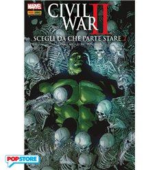 Civil War II - Scegli Da Che Parte Stare 002