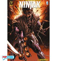 Ninjak 001 - L'Arsenale