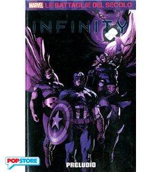 Marvel - Le Battaglie Del Secolo 015 - Infinity 01