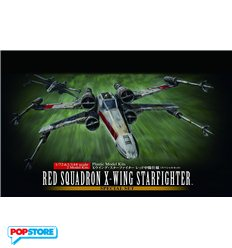 Bandai - Star Wars Rogue One- Red Squadron X-Wing 1/72 - 1/144 Model Kit