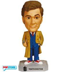 Funko Wobbler Wacky - Doctor Who - 10Th Doctor Bobble Head