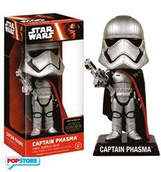 Funko Wobbler Wacky - Star Wars Episode Vii - Captain Phasma Bobble Head