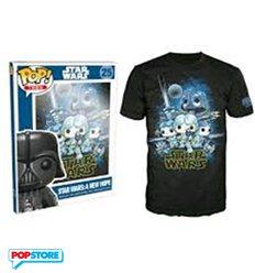 Funko Pop T-Shirt - Star Wars - A New Hope - L