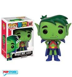 Funko Pop! - Teen Titans Go! - Beast Boy As Martian Manhunter