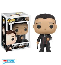 Funko Pop! - Fantastic Beasts And Where To Find Them - Percival Graves